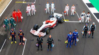 LA NUEVA ERA DE LA F1 YA ESTÁ AQUÍ. PRESENTADO EL F1 2022