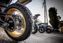 Presión de tus neumáticos de moto