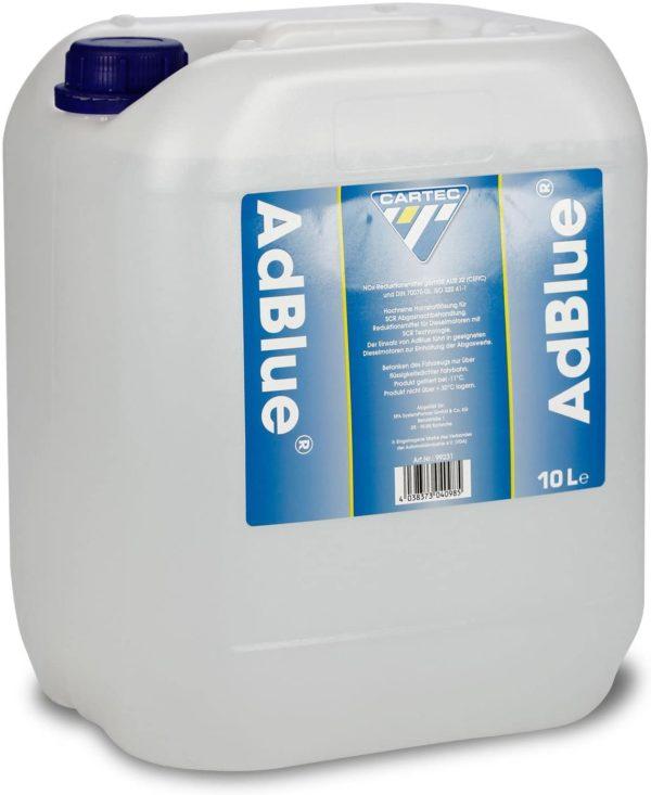 AdBlue Urea Extremadamente Pura para el Tratamiento de Los Gases de Escape