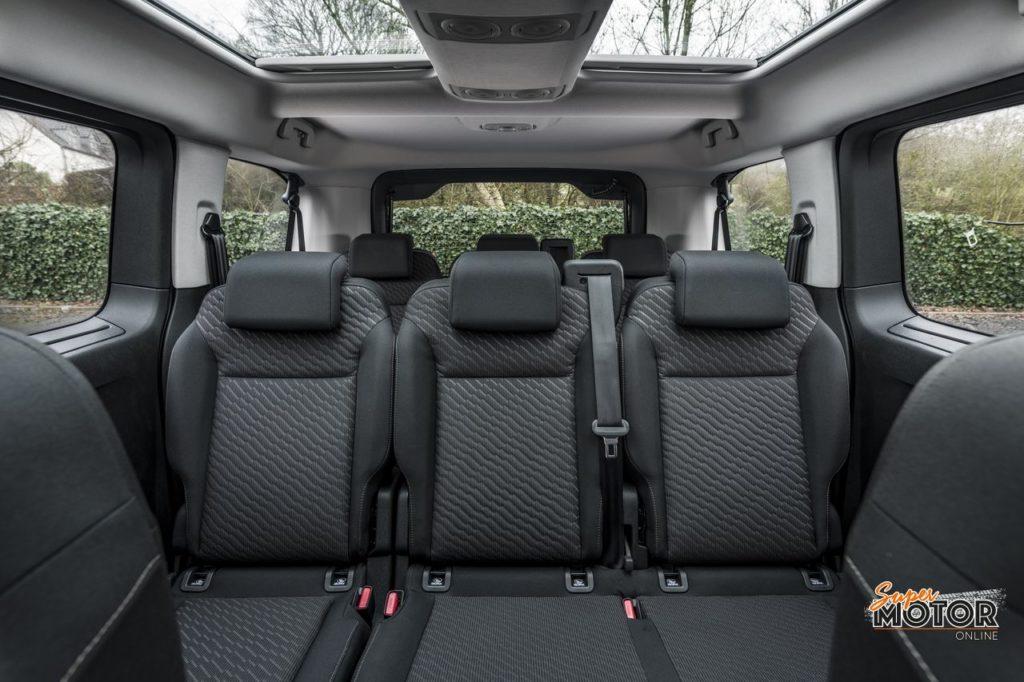 Al volante del Toyota Proace EV 2021