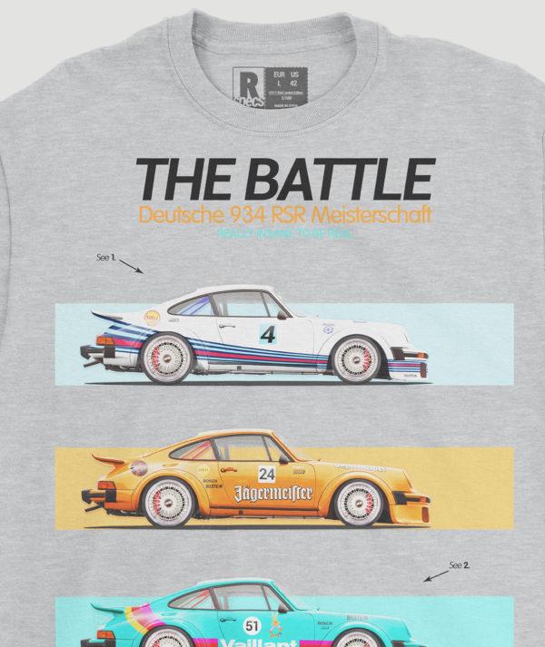 "Camiseta ""934-The Battle"""