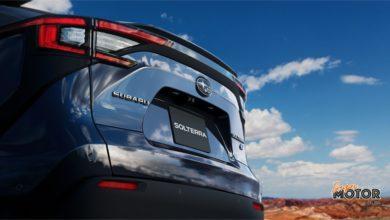 Subaru muestra las primeras imágenes de su primer SUV eléctrico