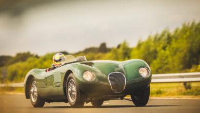 Jaguar C-type replica