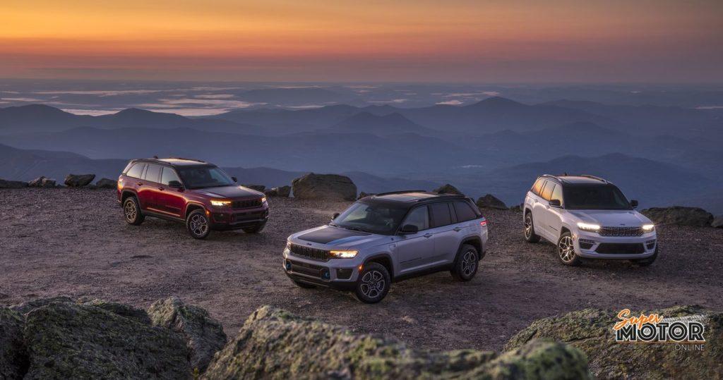 Jeep® Grand Cherokee 2022