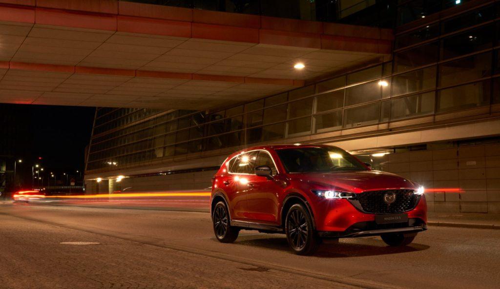 Mazda CX-5 2022 Homura