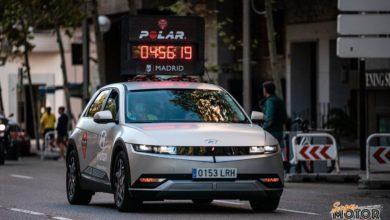 Hyundai IONIQ 5 testigo del resurgir del Maratón de Madrid
