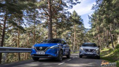 Nuevo Nissan Qashqai en el Automobile Barcelona