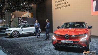 Renault presenta el nuevo Megane E-TECH en Automobile Barcelona